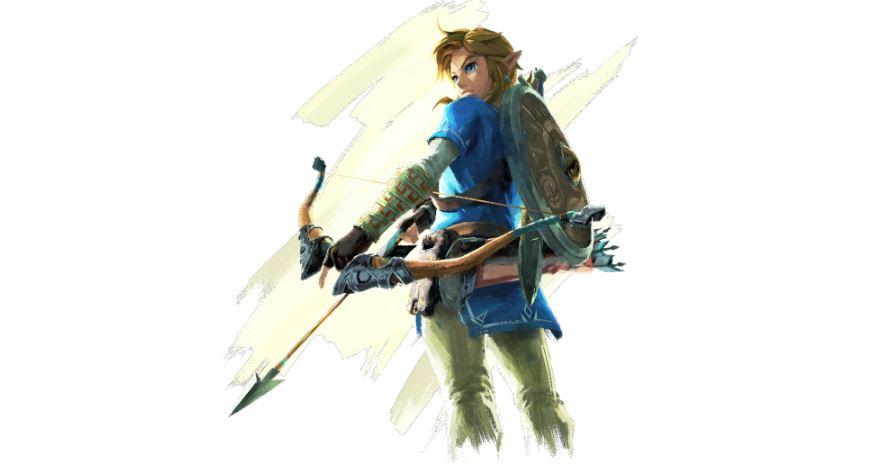 The Legend of Zelda Breath of the Wild wii u japan expo 2016