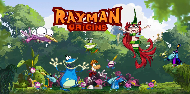 Rayman origins gratuit profitez c est offert par ubisoft