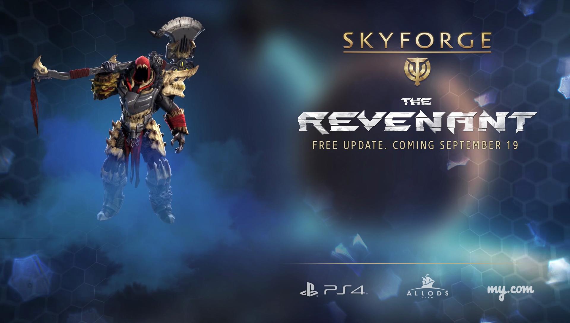 skyforge_revenant_annonce