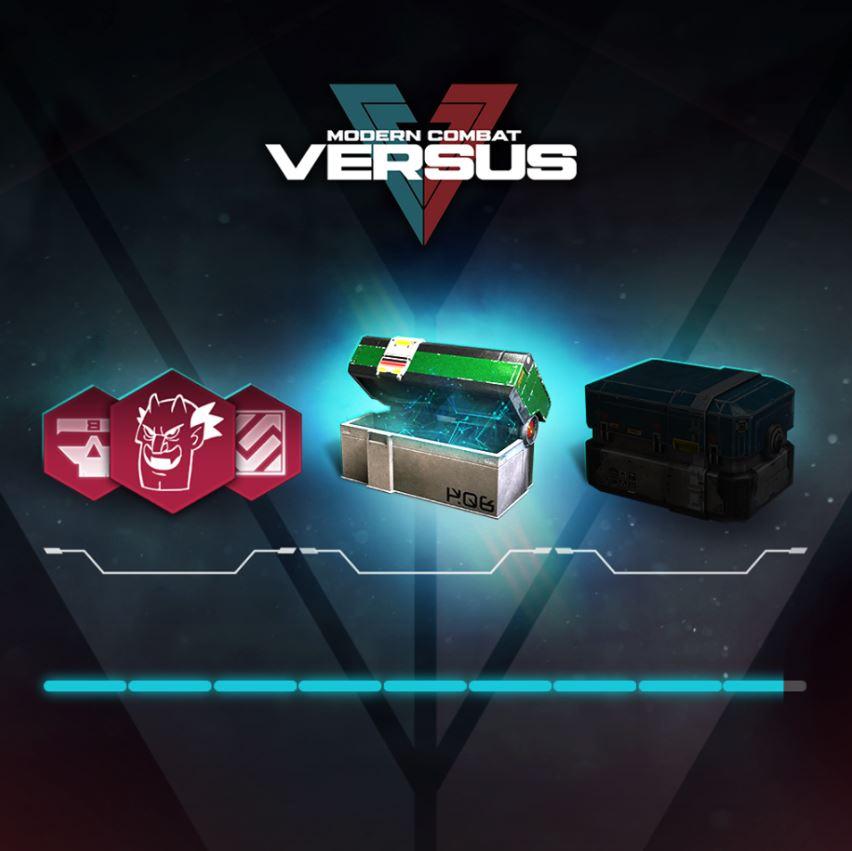 Modern Combat Versus ios android windows store bonus