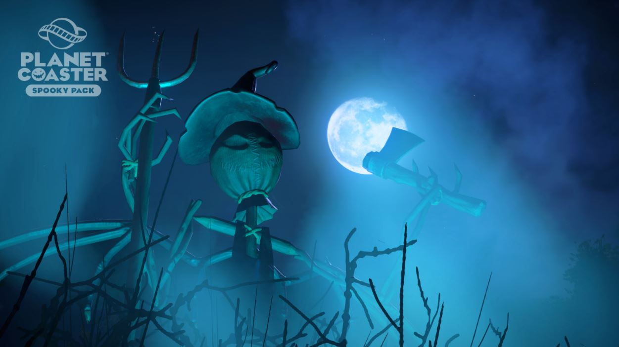 Spooky Pack Planet Coaster Steam1