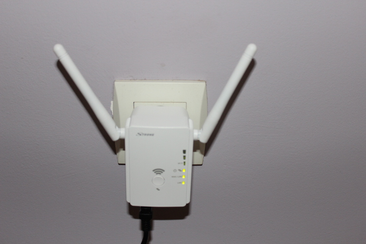 Test Strong Universal Repeater 300 screen14
