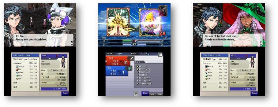 Culdcept Revolt Nintendo 3ds version boite 1