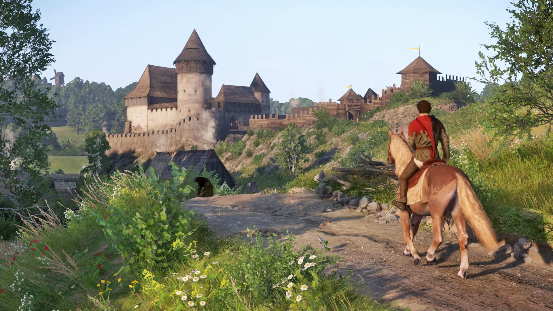 Kingdom Come Deliverance ps4 xbox one pc date de sortie 123