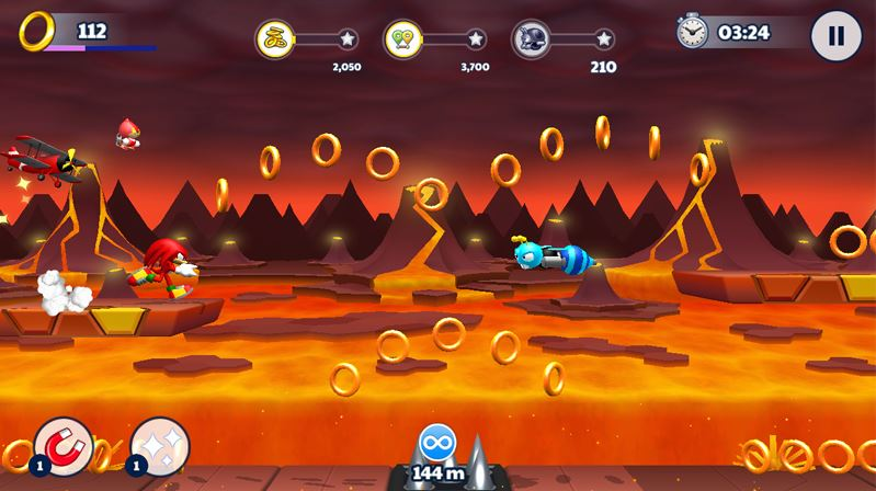 Sonic Runners Adventure android ios 11 24