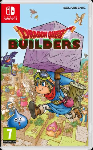 Date de sortie Dragon Quest Builders Nintendo Switch
