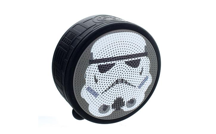 Test Mini enceinte bluetooth Star Wars Stormtrooper2