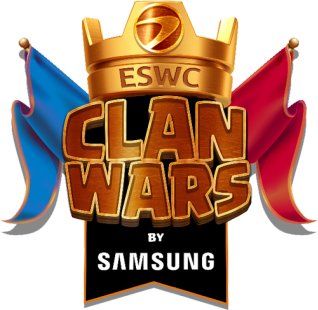 eswc clan wars samsung clash royale 3