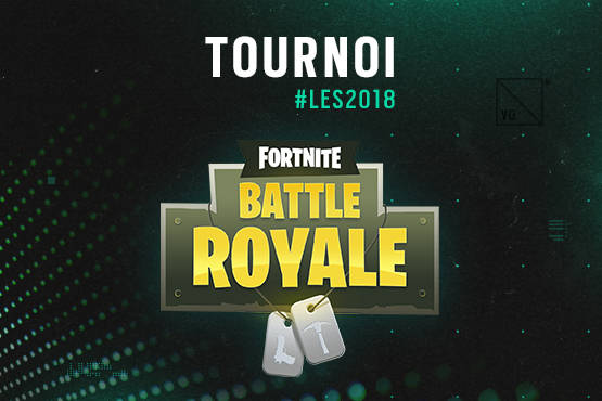 Fortnite Battle Royale A Son Tournoi 224 La Lyon E Sport Metatrone