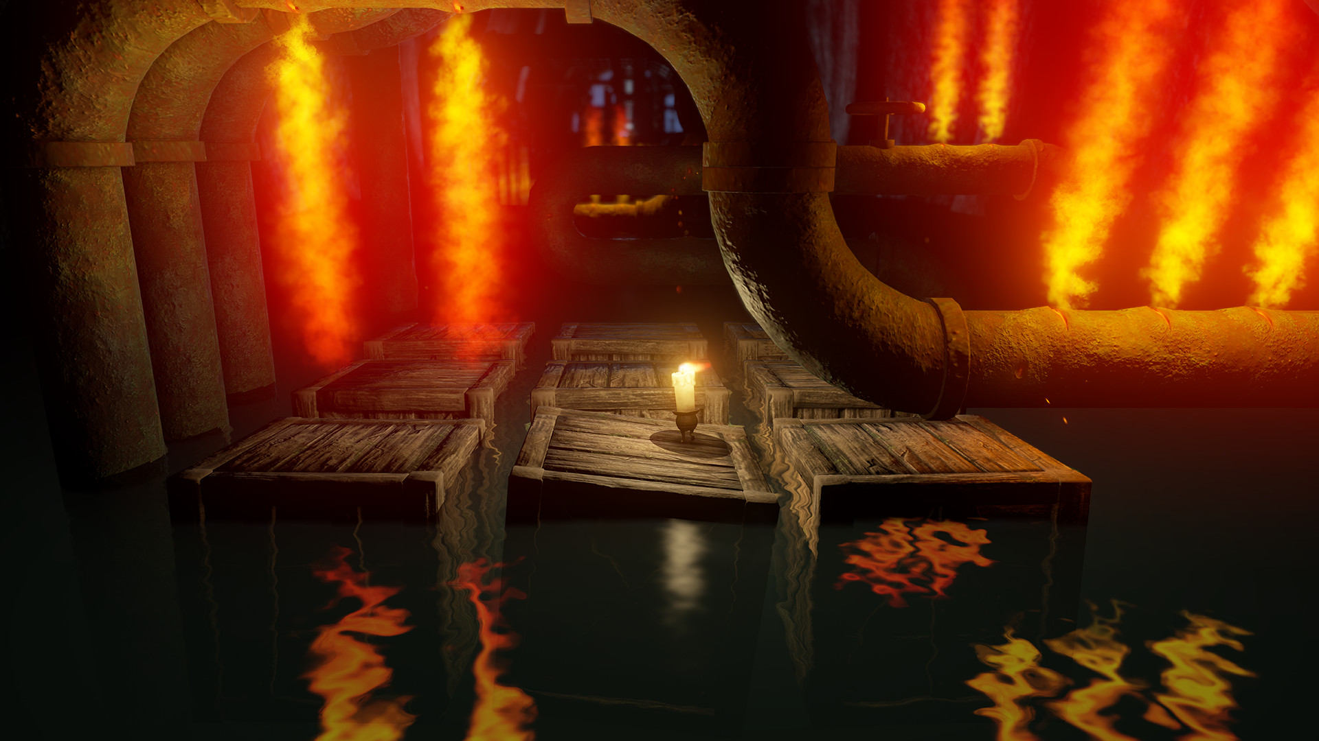 Test Candleman The Complete Journey Steam pc 3