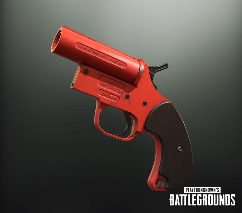 Flare Gun PUBG