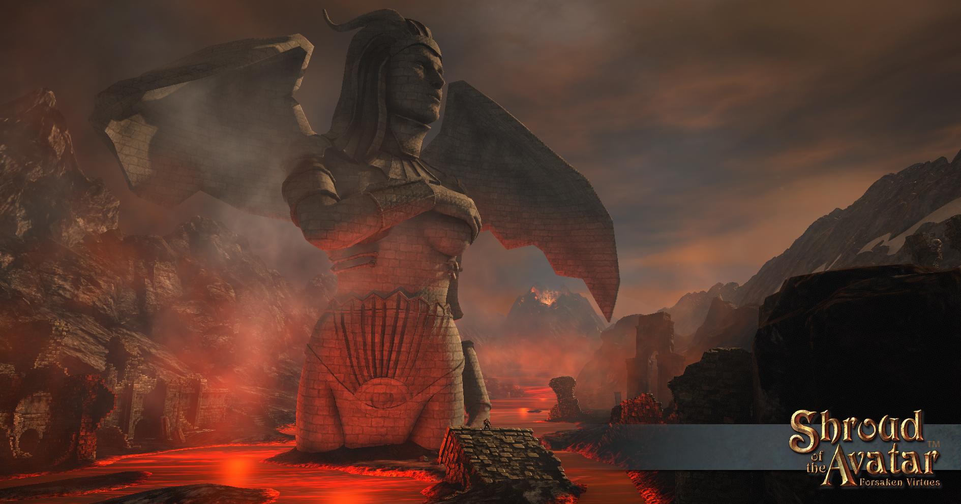 Shroud of the Avatar steam mmorpg 2018 screen1