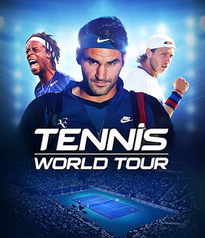 Tennis World Tour Packshot FR
