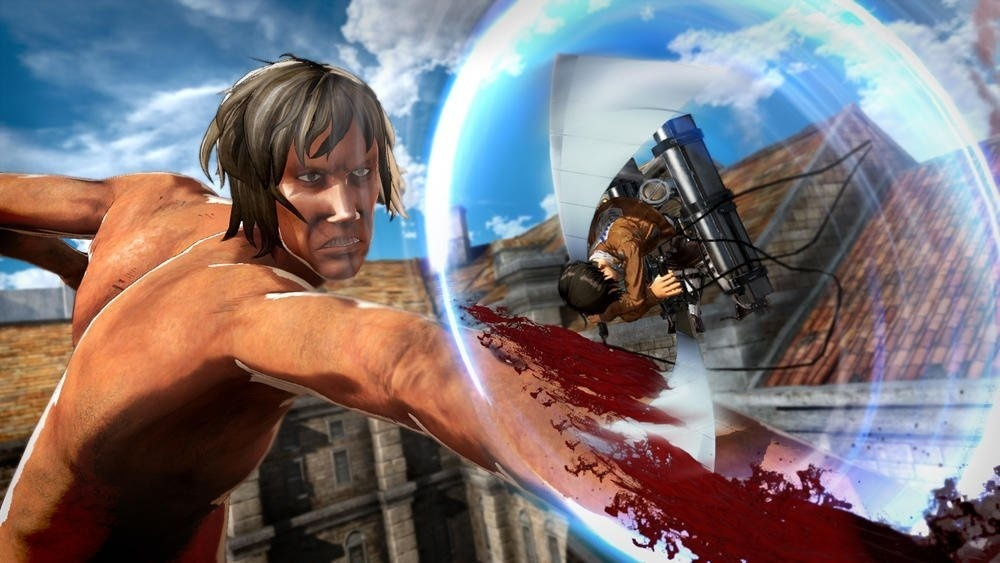 Test Attack on Titan 2 pc xbox one switch ps4 1