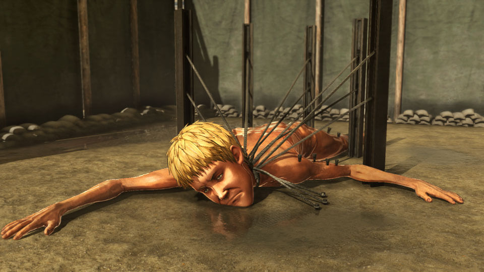 Test Attack on Titan 2 pc xbox one switch ps4 screen3