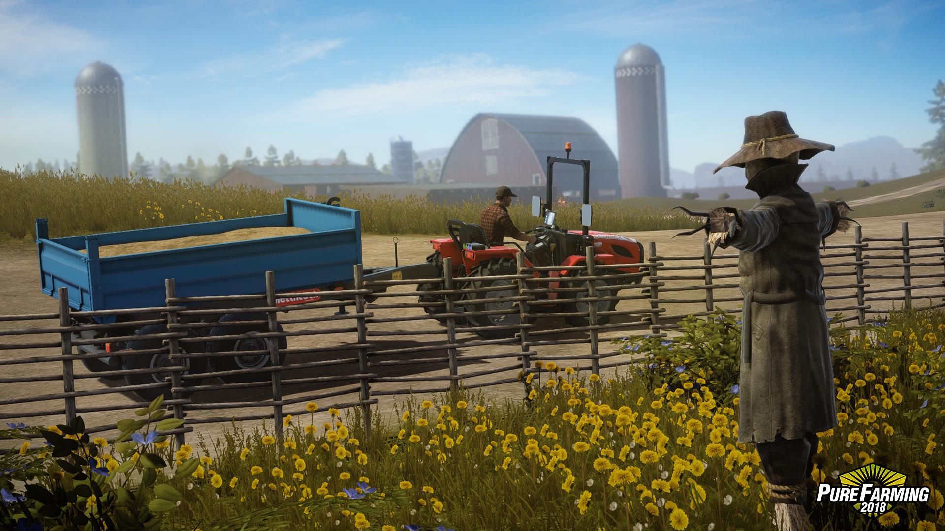 Test Pure Farming 2018 screen3
