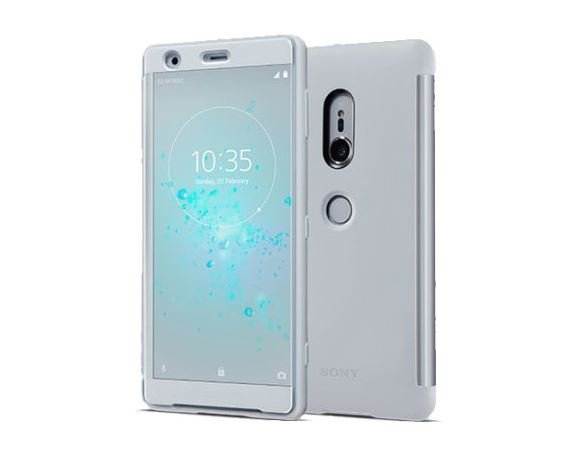 housse officielle Sony Xperia XZ2 mobile fun 14