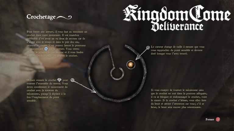 kingdom come deliverance aide crochetage