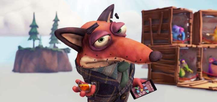 test Frantics Fox
