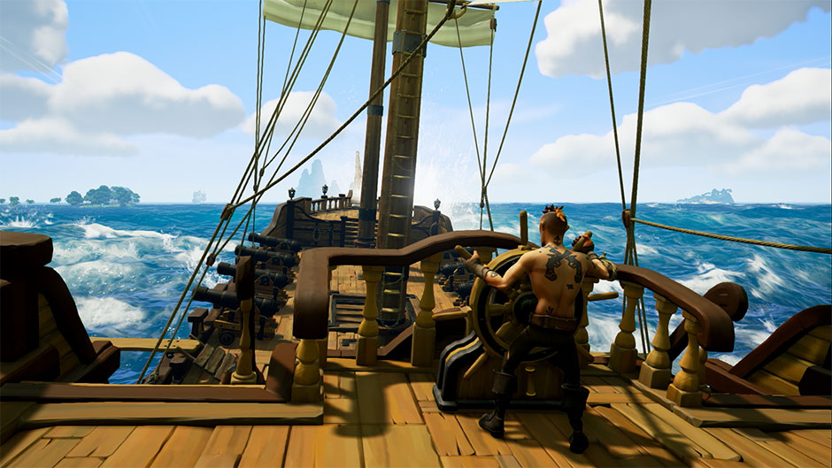 Test SoT Sea of Thieves 2