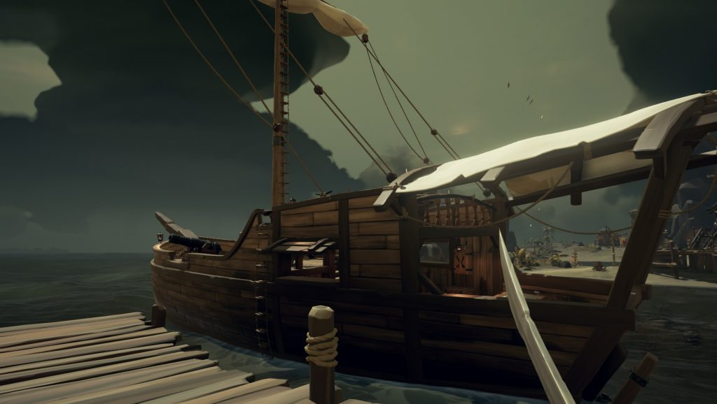 Test SoT Sea of Thieves 34