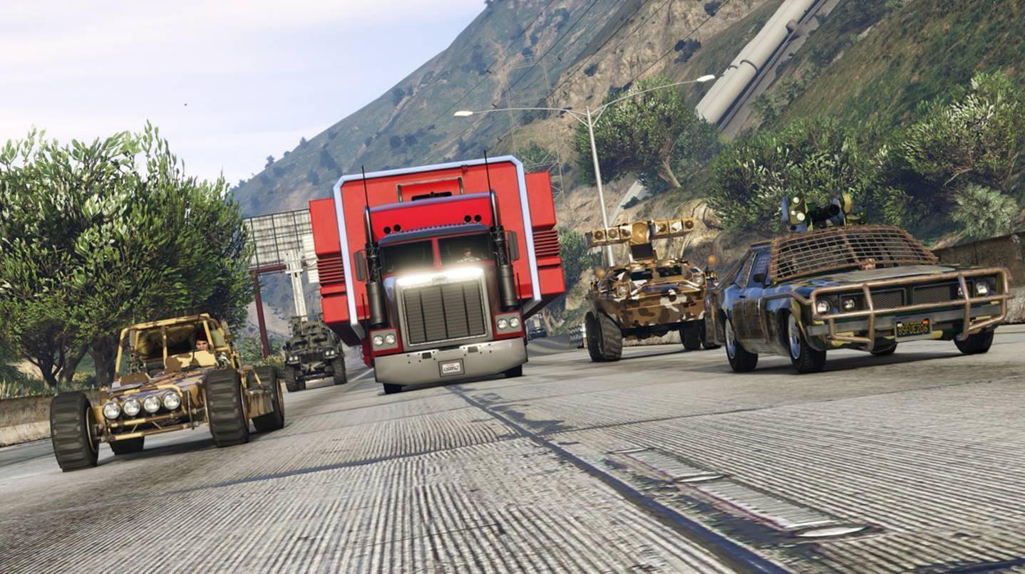 promotions gta online véhicules et bunkers