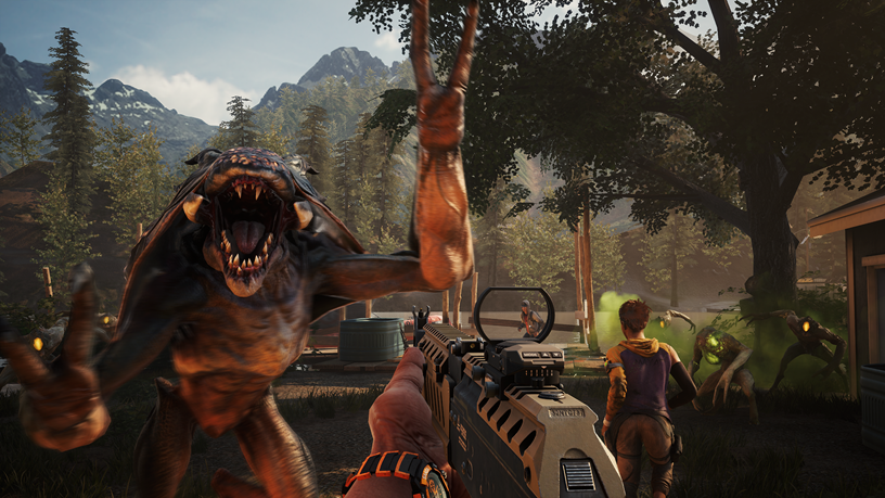 Earthfall pc ps4 xbox one steam