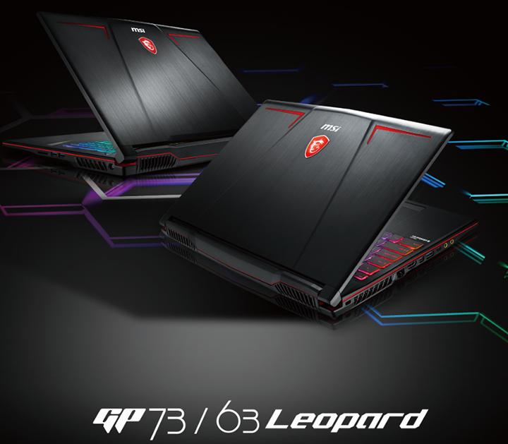 MSI GP63 Leopard screen1