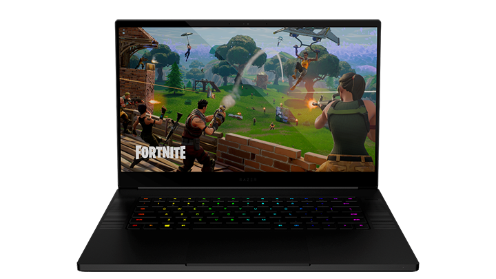 Razer Blade Fortnite