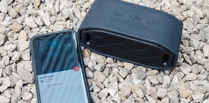 Test Enceinte Bluetooth Olixar ToughBeats Extérieur mobilefun screen5