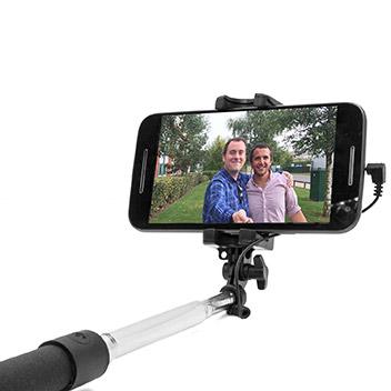 Test Perche selfie de poche Olixar avec miroir screen2