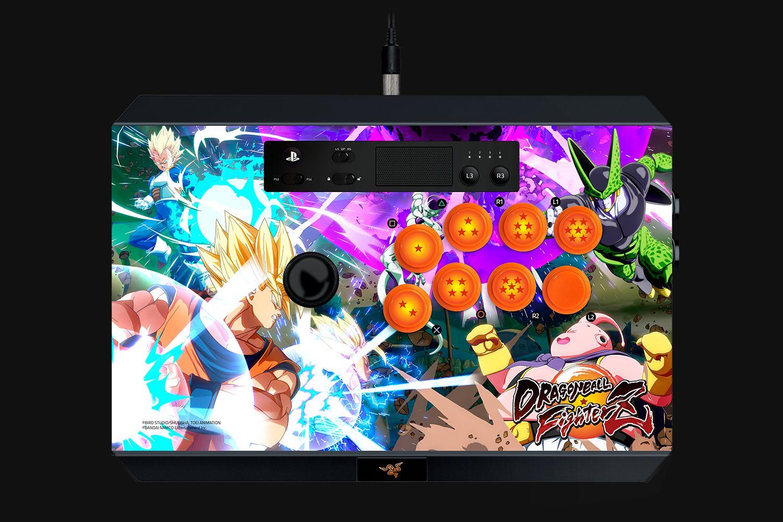 razer Panthera arcade stick PS4 Xbox One Dragon Ball FighterZ screen3