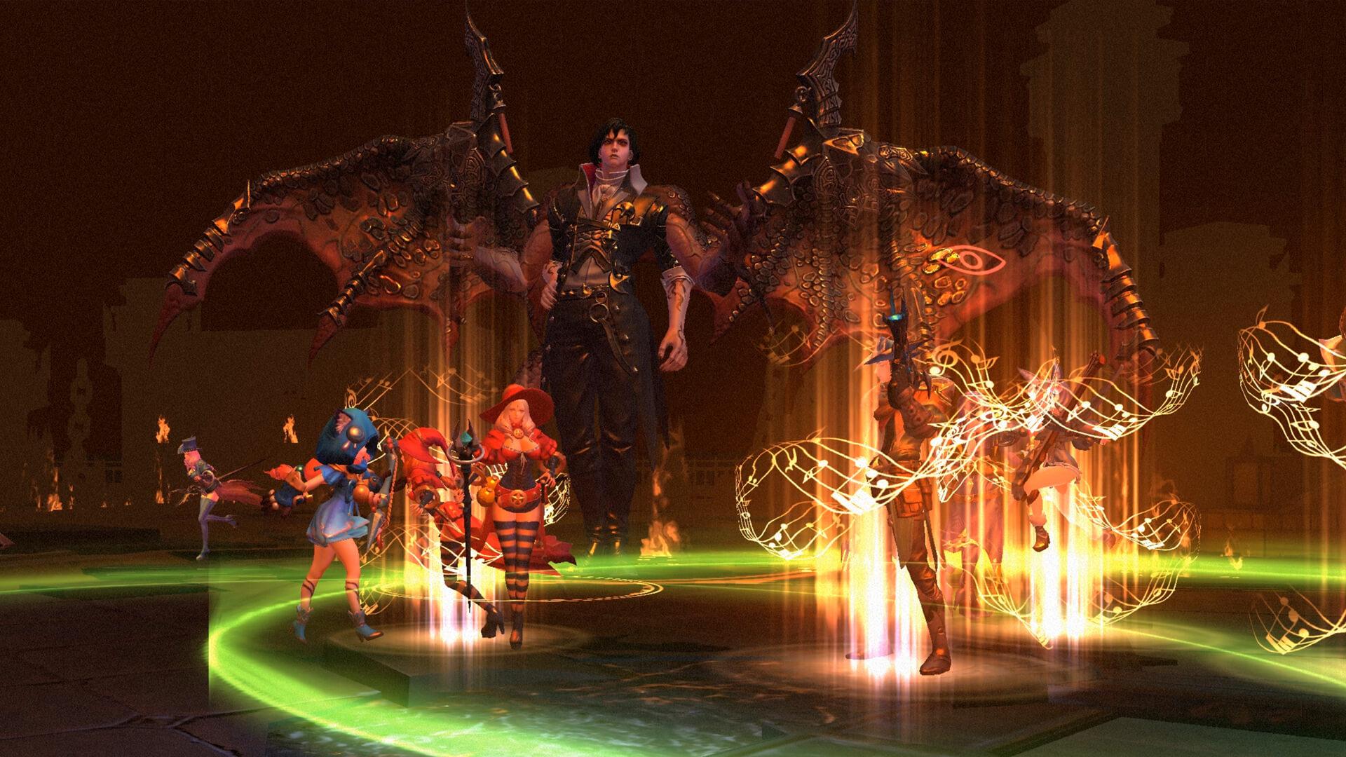 MMORPG Royal Blood android ios 1
