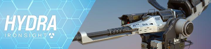 Hydra Ironsight