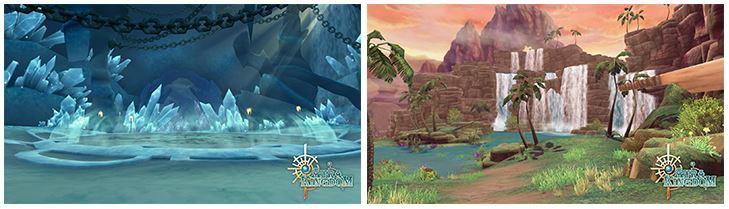 Nouveau parch Aura Kingdom