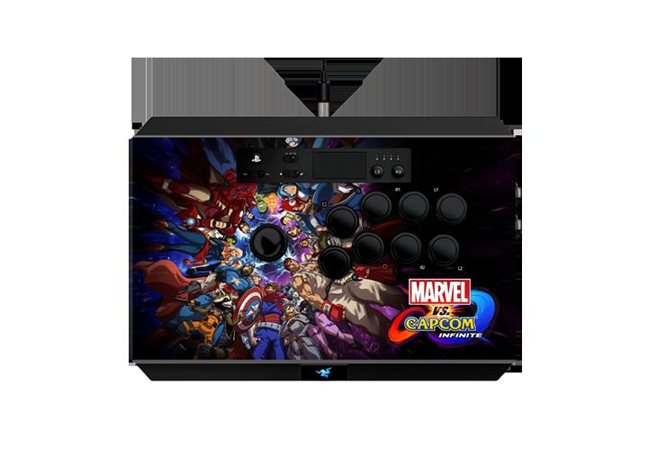 Razer Panthera Marvel vs Capcom