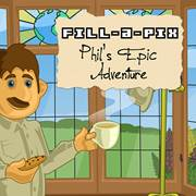 mise à jour du PlayStation Store du 23 juillet 2018 Fill-a-Pix Phil's Epic Adventure