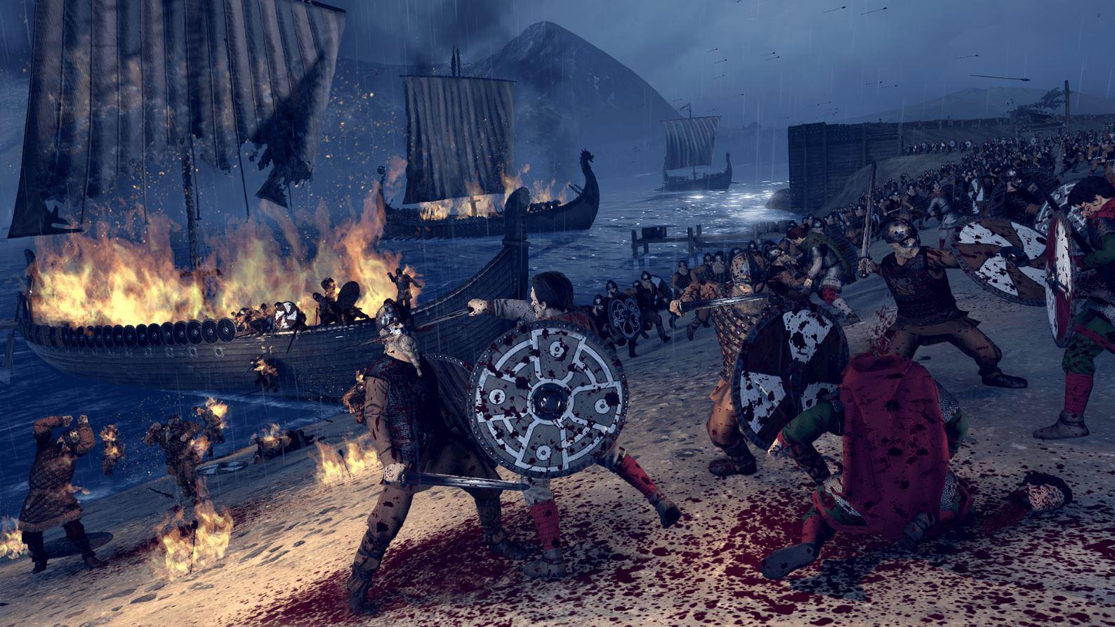 A Total War Saga Thrones of Britannia update steam