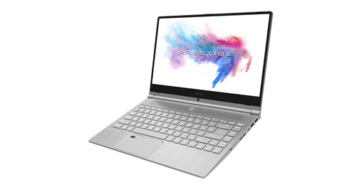 Ordinateur portable MSI PS42 screen1
