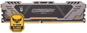 BALLISTIX - Sport AT 16 Go 1 x 16, – 3000 MHz – CL17