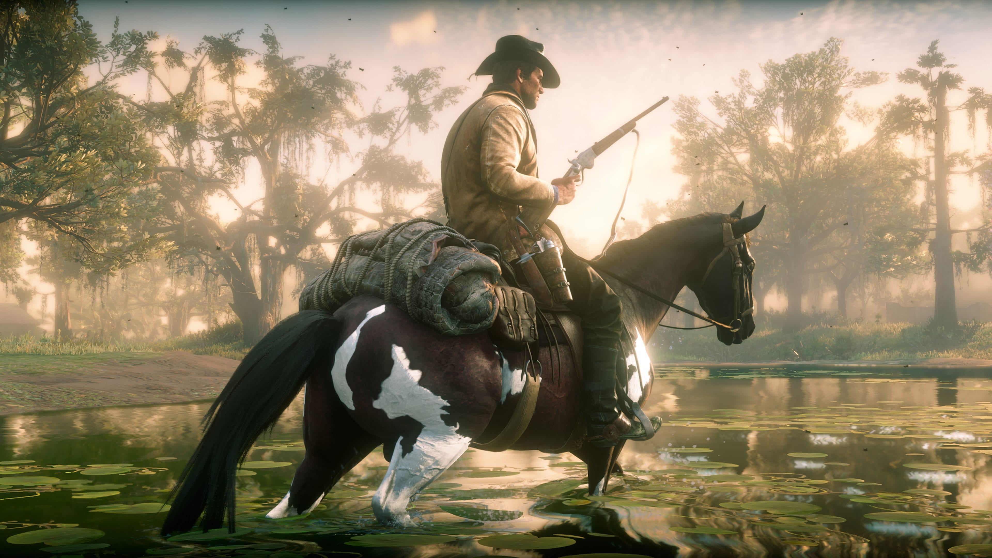 Guide Les Animaux dans Red Dead Redemption chevaux 3