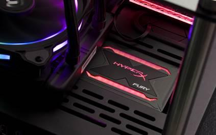 HyperX FURY RGB et SAVAGE EXO SSD