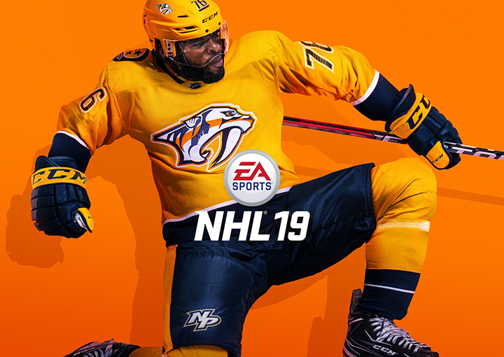 NHL 19 ps4 xbox one