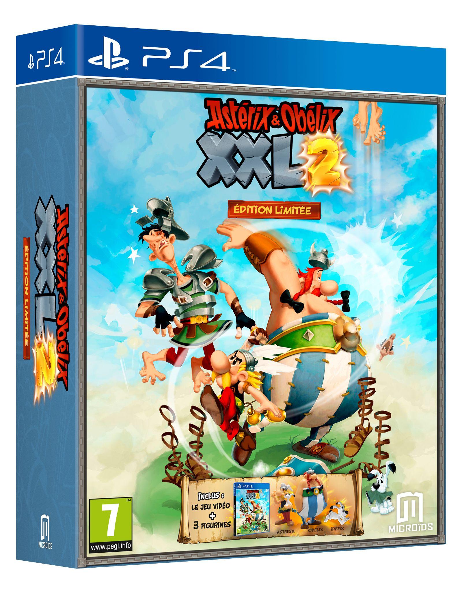 Asterix et Obelix XXL2