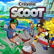 Mise à jour du playstation store du 22 octobre 2018 Crayola Scoot (DUP)