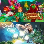 Mise à jour du playstation store du 22 octobre 2018 Gnomes Garden 3 The thief of castles&Doodle God