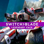 Mise à jour du playstation store du 22 octobre 2018 Switchblade – Legendary Pack