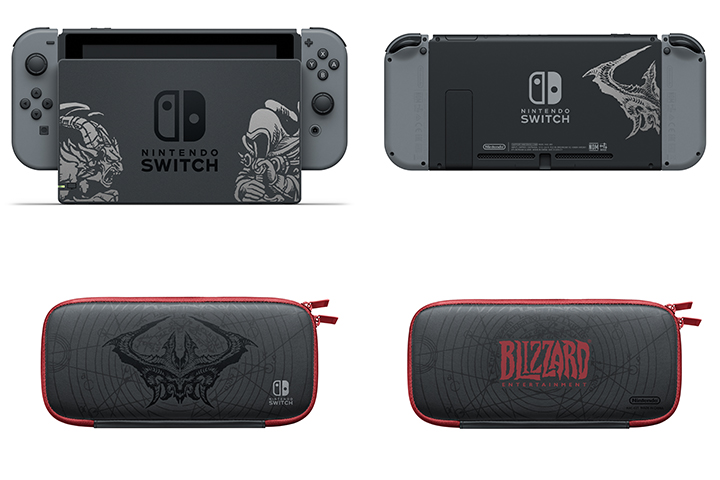 pack Nintendo Switch Diablo III Eternal Collection 1