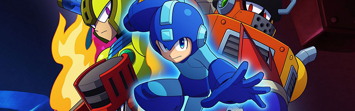 sortie Mega Man 11 pc ps4 xbox one switch