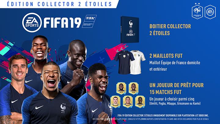 FIFA 19 Édition Collector 2 Étoiles